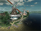 Ветрянные мельницы для виндовс