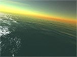 Fantastic Ocean 3D screensaver screenshot. Click to enlarge