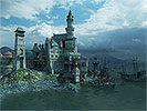 заставки получи и распишись пролетарский табльдот - Средневековая крепость