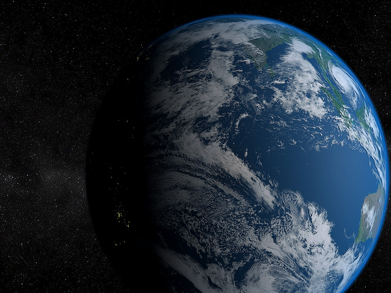 solar system earth 3d screensaver - photo #2