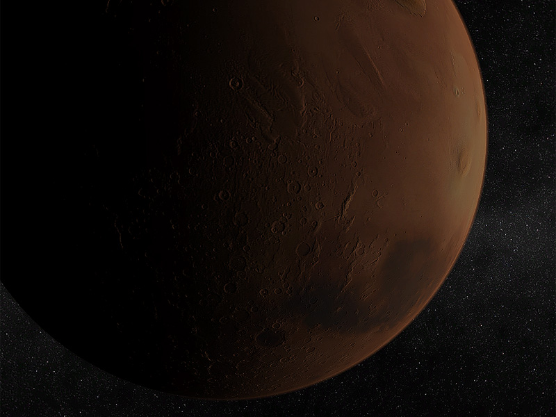 Solar System - Mars 3D screensaver - The most beautiful 3D ...