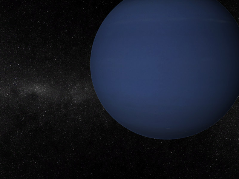 Solar System - Neptune 3D screensaver 1.3 full