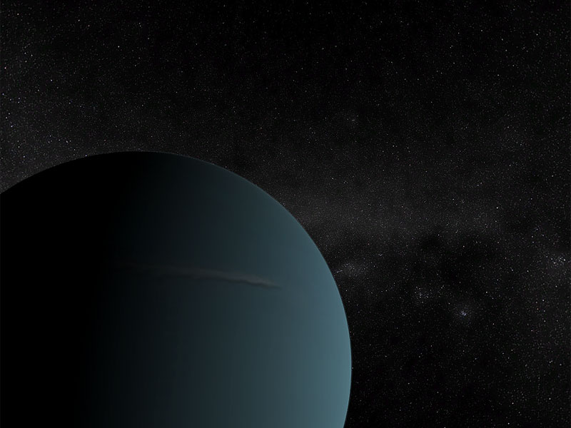 pics of uranus. Solar System - Uranus free 3D